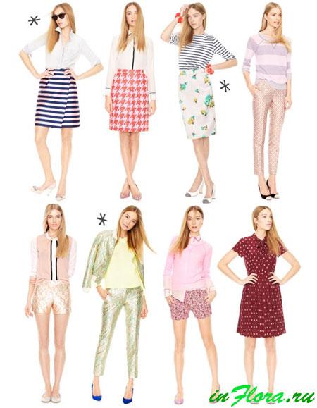 Мода весна-лето 2015 для подростков