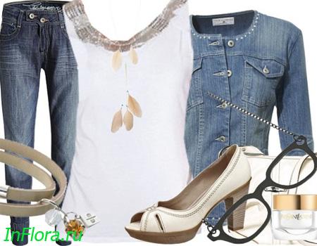 джинсы лето-осень 2012