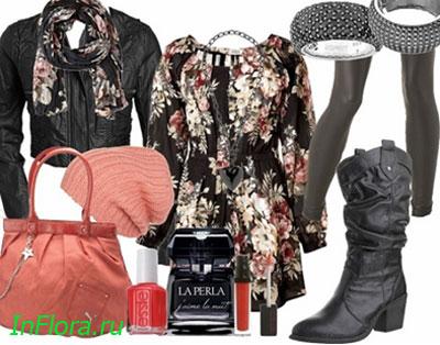 весенний гардероб