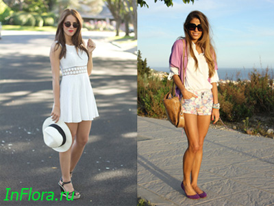 модные тренды лето 2012